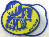 Nova escola tecidos vestuário Patches (WP-56)