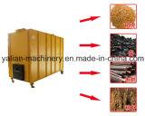 乾燥したムギのトウモロコシの米の豆または水田のドライヤー機械のための米の殻の炉が付いている穀物の水田のドライヤー