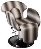 Cadeiras de barbeiro do equipamento do salão de beleza da beleza com reclinação