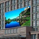 フルカラーのLED表示スクリーンを広告する6mm HDの屋外の使用料