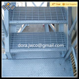Material de construção quente Step Ladder/para fora Door Stair Treads Step Ladder de DIP Galvanized Metal Construction