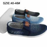Выскальзование ботинок самых последних людей способа на вскользь ботинках холстины (MP16723)