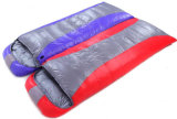 Outdoor Adult camping Ultralight single person Thick down Sleeping Bag
