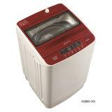 8,0 kg machine à laver entièrement automatique (corps en plastique, couvercle en verre) Modèle Xqb80-501