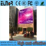 Alto schermo di visualizzazione esterno impermeabile del LED di colore completo P10
