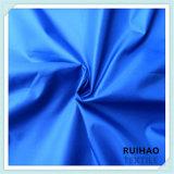 Tela 100%/materia textil del tafetán del poliester para la ropa/la alineada/la guarnición/el bolso