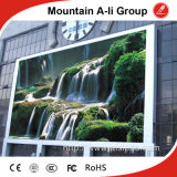 Outdoor P10 Full Color Advertising LED Video Display Screen