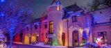 Éclairage LED de chaîne de caractères de Noël pour la décoration de Chambre
