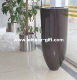 Plantador redondo da fibra de vidro do hotel Fo-205 com peso leve