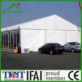 كبير [ألومينوم لّوي] معرض خيمة منزل بنية