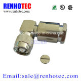 Connecteur mâle droit de la polarité TNC d'inverse d'ange pour le câble LMR300
