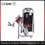 ボディービル装置Tz6046の二頭筋機械体操装置