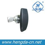 Yh9791 Wing Knob Cam Lock com Key/Cabinet Cam Lock