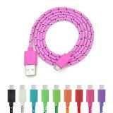 Micro- USB van de Telefoon van de fabriek de Slimme Kabel Van uitstekende kwaliteit voor Androïde Samsung