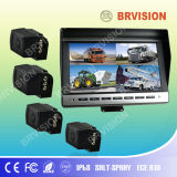 "4 Channel 10.1"" Monitor with IP69k Waterproof Camera"
