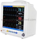 Monitor paciente do multiparâmetro do hospital ICU de ECG NIBP SpO2