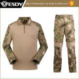 Uniformi Aria-Morbide del vestito dell'esercito del camuffamento dello schiaffo di combattimento tattico militare della strumentazione