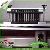 Máquina de rellenar del nuevo de la llegada petróleo de Ecig usada para el cartucho de cristal de Cbd del metal del cartucho de cristal de Ecig