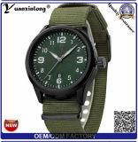 Yxl-861 2016 Marca de luxo Relógio militar Relógios relógio de quartzo Relógio analógico Relógio de couro Relógio de pulso Relógios Masculinos