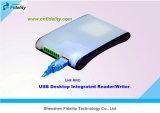 FDY-8110 FRECUENCIA ULTRAELEVADA RFID USB Integrated&#160 de la mesa; Programa de lectura