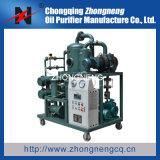 Fábrica de tratamento do petróleo do transformador do Dobro-Estágio, purificador do vácuo elevado