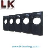 Het zwarte Schilderen CNC die ABS de Plastic Delen van het Prototype machinaal bewerken