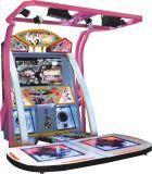 Neues Produkt-Tanzen-Spiel-Maschinen-Spielplatz-Gerät (MT-2012)