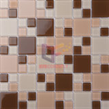 Badezimmer und Swimming Pool Glass Mosaic (CFC512)