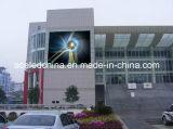 Pantalla de visualización de LED P16 para la publicidad al aire libre