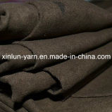 Tela del ante del poliester para la ropa/el bolso/Upholsyery/los guantes