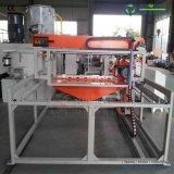 Telha vitrificada PVC do plástico da alta qualidade que faz a máquina expulsando