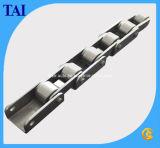 Transportband van de Rol van het Latje van het roestvrij staal de Industriële