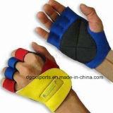 Удобная перчатка неопрена поднятия тяжестей