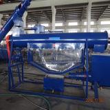200kg/H de Plastic Lijn van uitstekende kwaliteit van het Recycling van het Flessenspoelen van het Huisdier