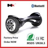 Scooter 2016 intelligent de Hoverboard de roue du haut-parleur deux de Bluetooth avec UL2272
