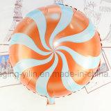 도매 사탕 모양 포일 풍선 훈장 당 풍선