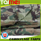 80GSM-200GSM Camo Tarps China Manufactured Waterproof PET Tarpaulin