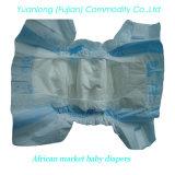Ткан-Как Breathable мягкие ворсистые младенца Backsheet