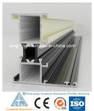 Profils en aluminium d'extrusion de portes avant de Windows