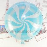 Ballon Shaped d'usager de décoration de ballon de clinquant de sucrerie en gros