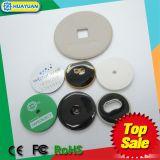 ABS Kennzeichen-intelligente passives RFID H3 UHFmarke für Versorgungskette