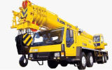 Grue chaude de camion de grue de camion de la vente Qy50k 50ton de XCMG