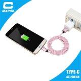 Тип кабель конструкции OEM новый USB c