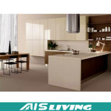 Mobilia di legno dell'armadio da cucina con il dispersore (AIS-K005)
