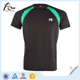 Mens Dry Fit e Training T Shirt Sport Wear