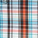 Baumwollpopelin-Garn färbte gesponnenes Gewebe für Hemden/Kleid Rlsc21-1