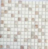 Плитка мозаики строительного материала Polished стеклянная для плитки ванной комнаты (FYSCL05A)