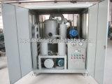 Máquina de purificação de óleo de transformadores usados especial de design especial (ZYD-I)