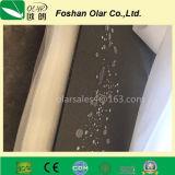 Painel da placa do revestimento da fachada da cor do cimento da fibra