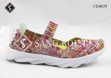 Новые дети типа и взрослый гуляя ботинки Weave